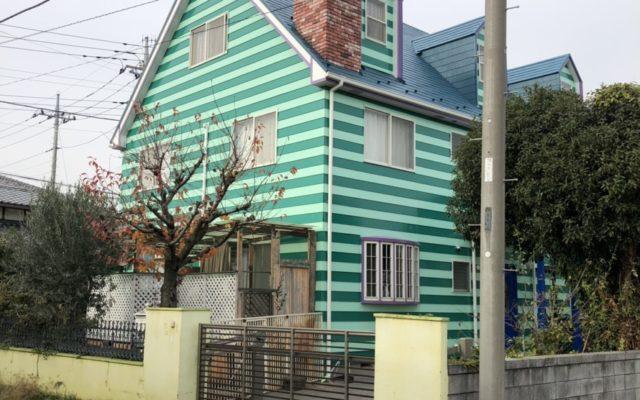 熊谷市 外壁塗装